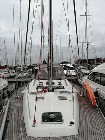 Sailing Lady Godiva